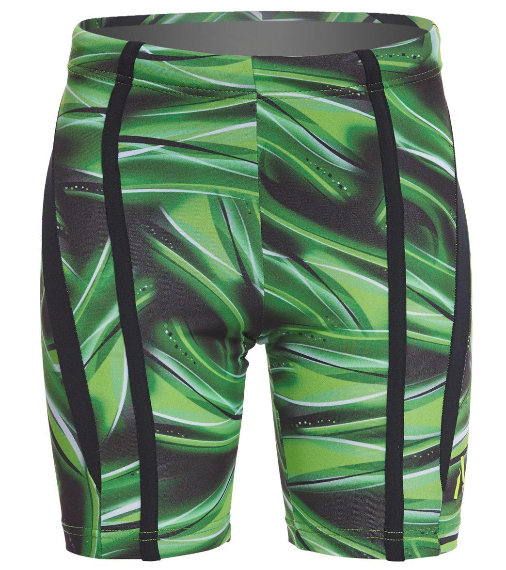 c5069b0ce2 MP Michael Phelps Boys' Diablo Jammer Swimsuit at SwimOutlet.com ...