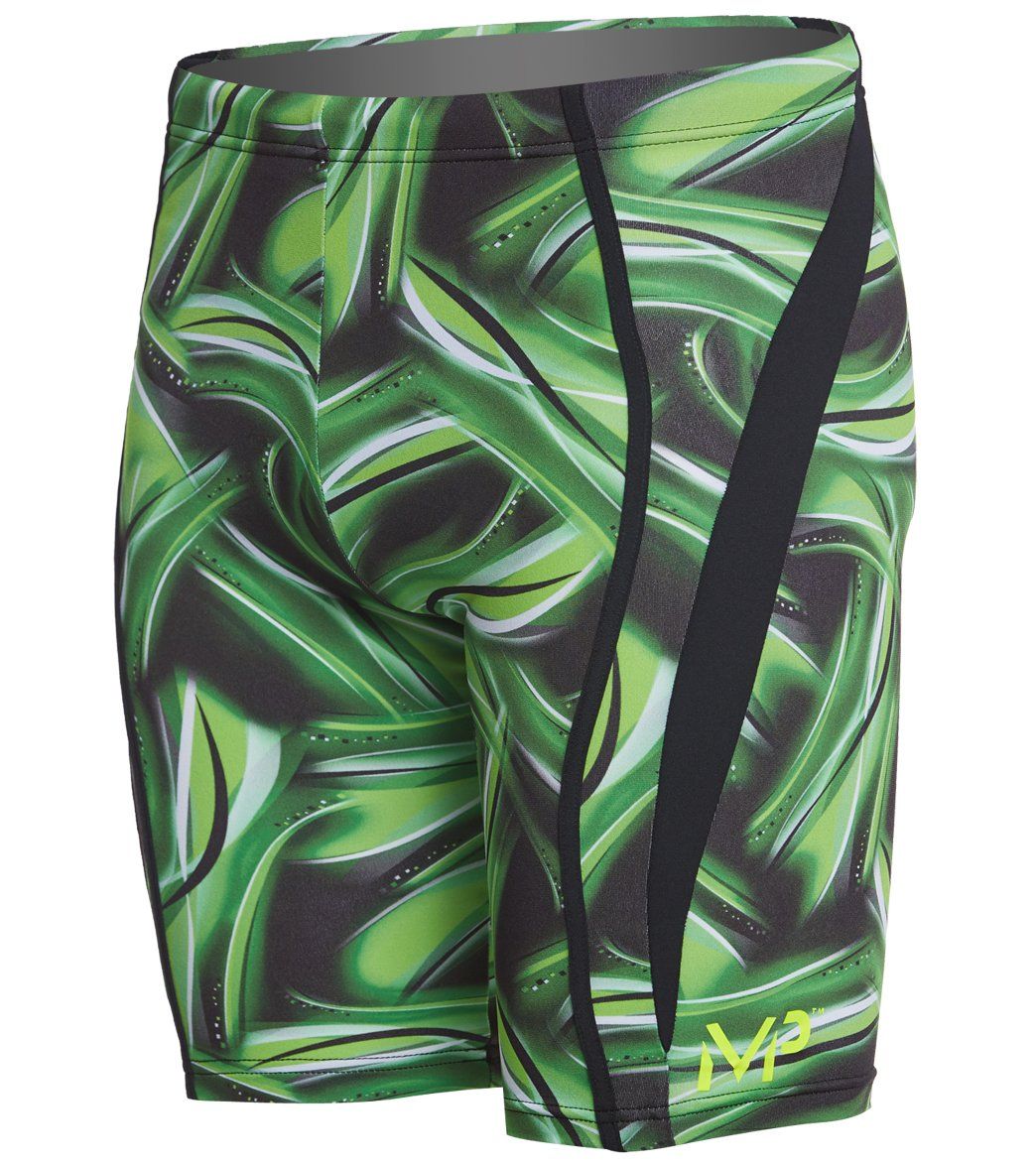 1436329850 MP Michael Phelps Men's Diablo Jammer Swimsuit at SwimOutlet.com - Free  Shipping