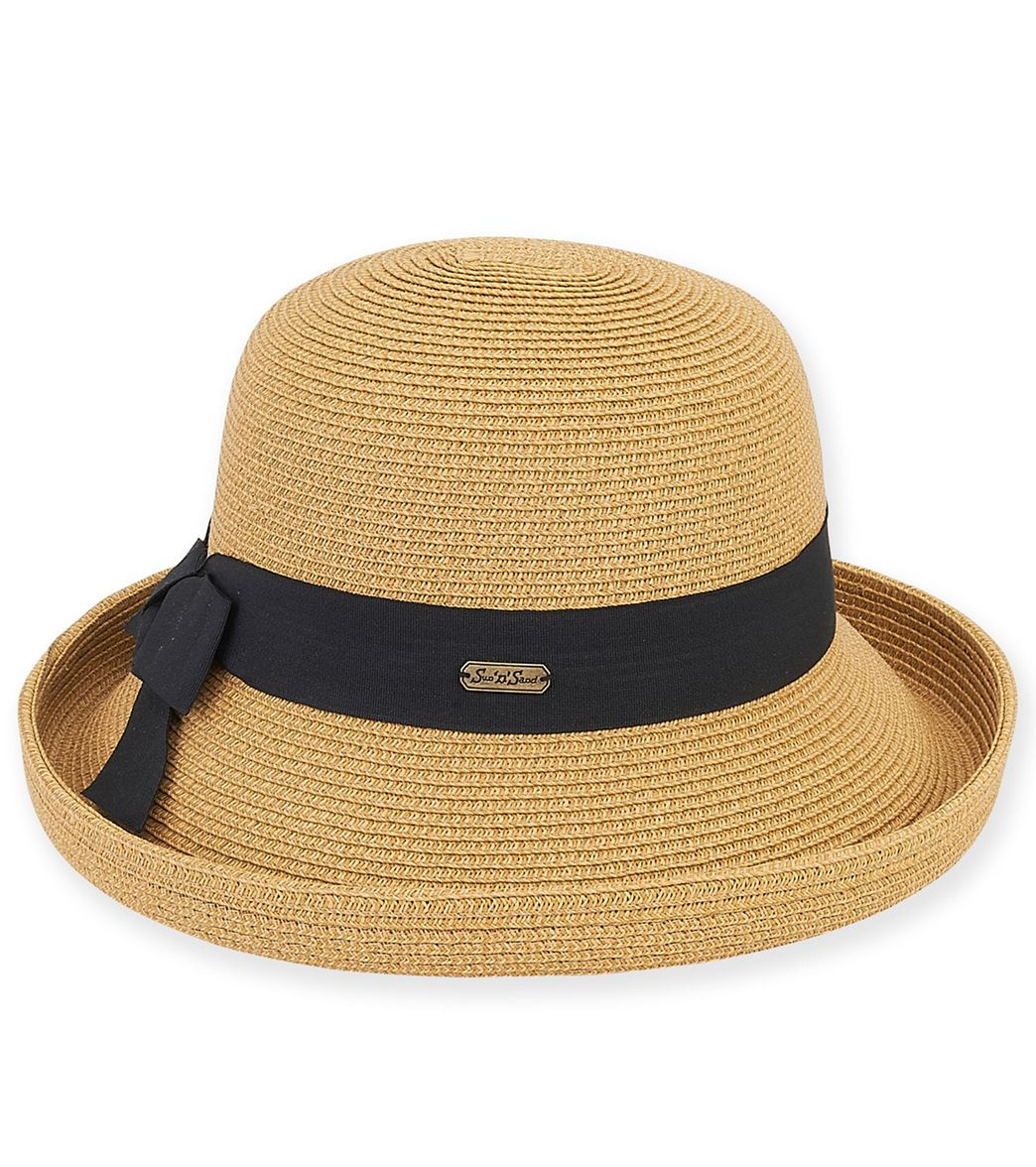 Details about  /Sun /'N/' Sand Wool Felt Floppy Brim
