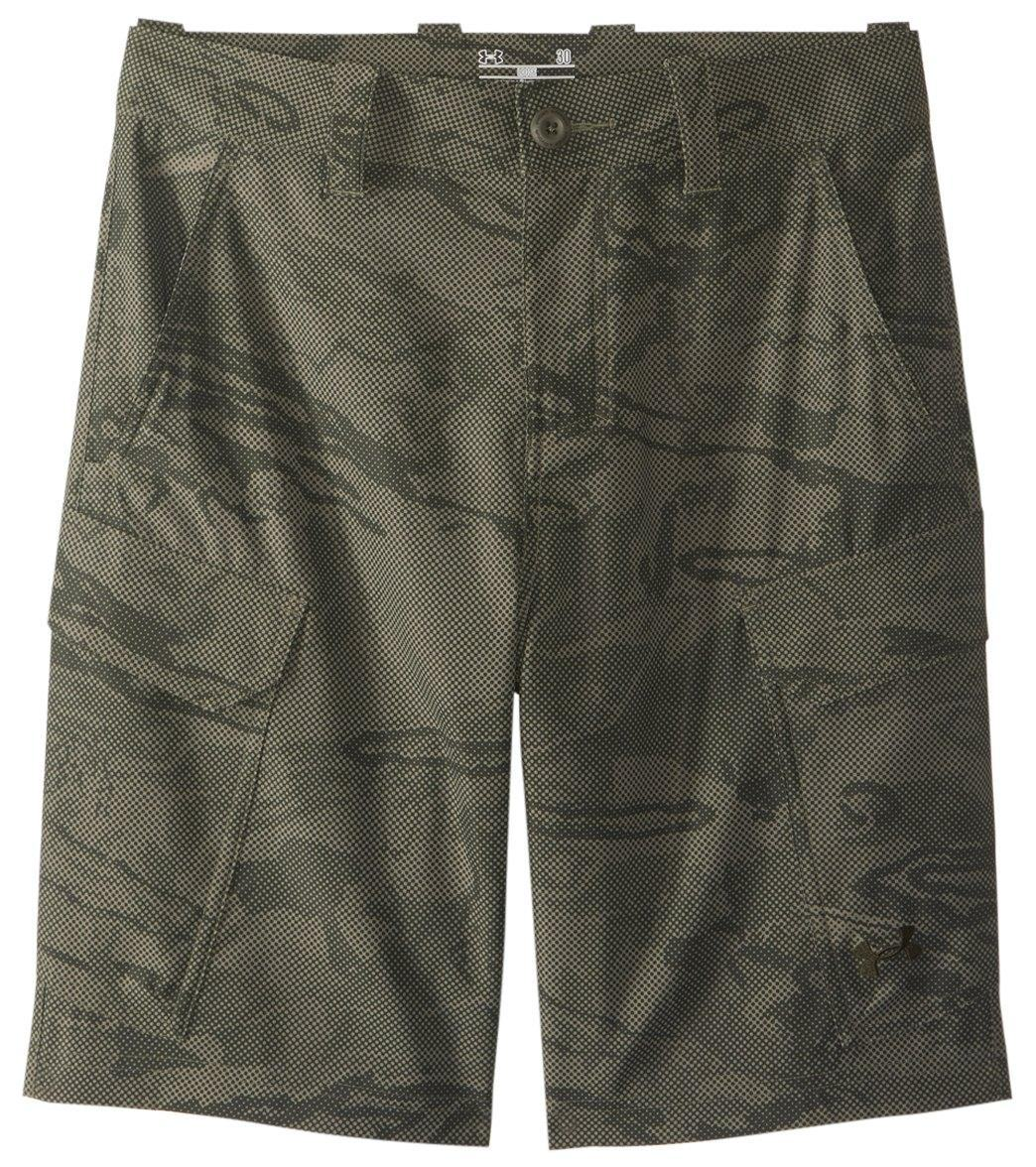 f82472a880 Under Armour Men's Fish Hunter Cargo Shorts at SwimOutlet.com - Free  Shipping