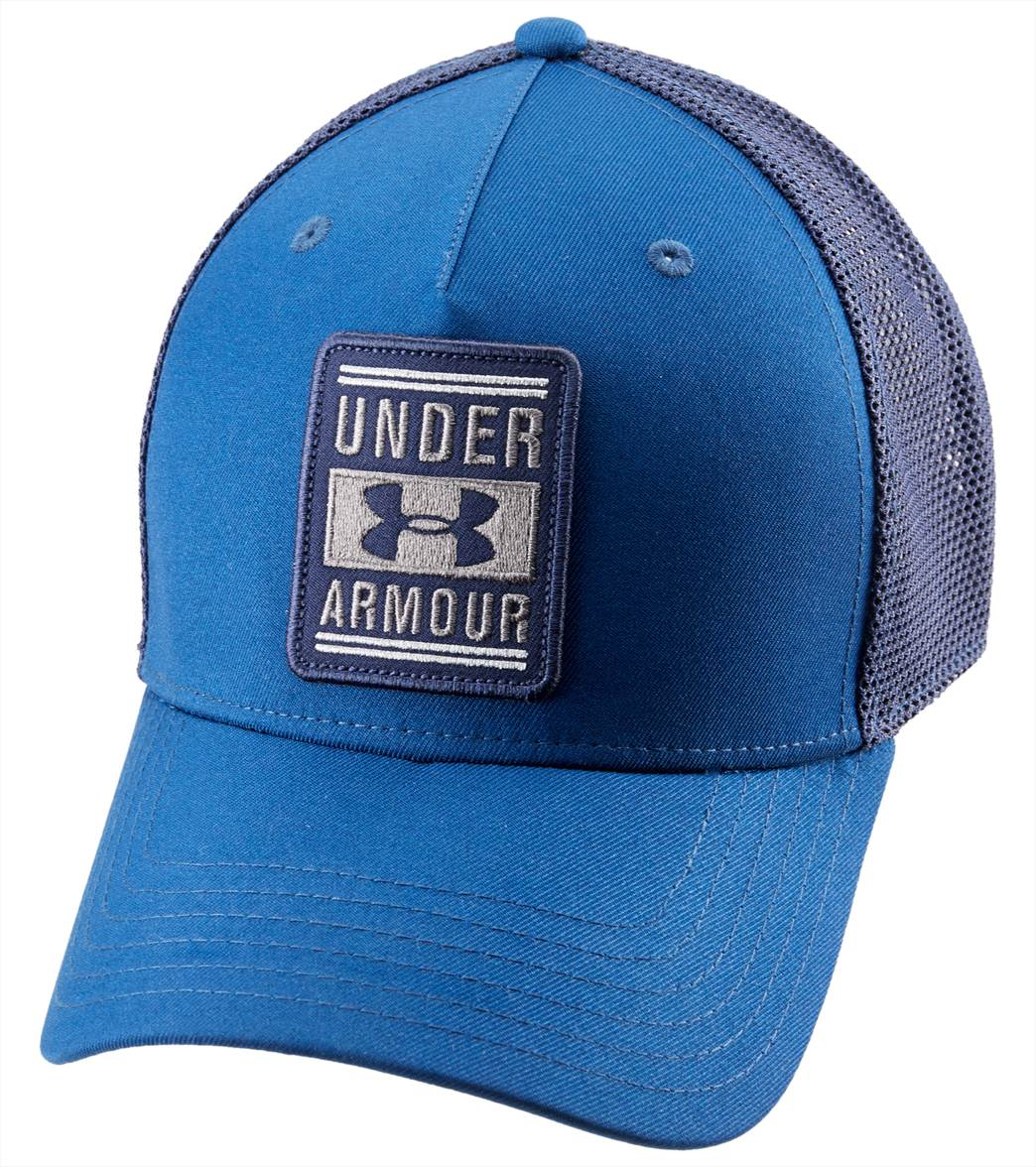 Under Armour Men s Outdoor Performance Trucker Hat at SwimOutlet.com d7c2f22aebb