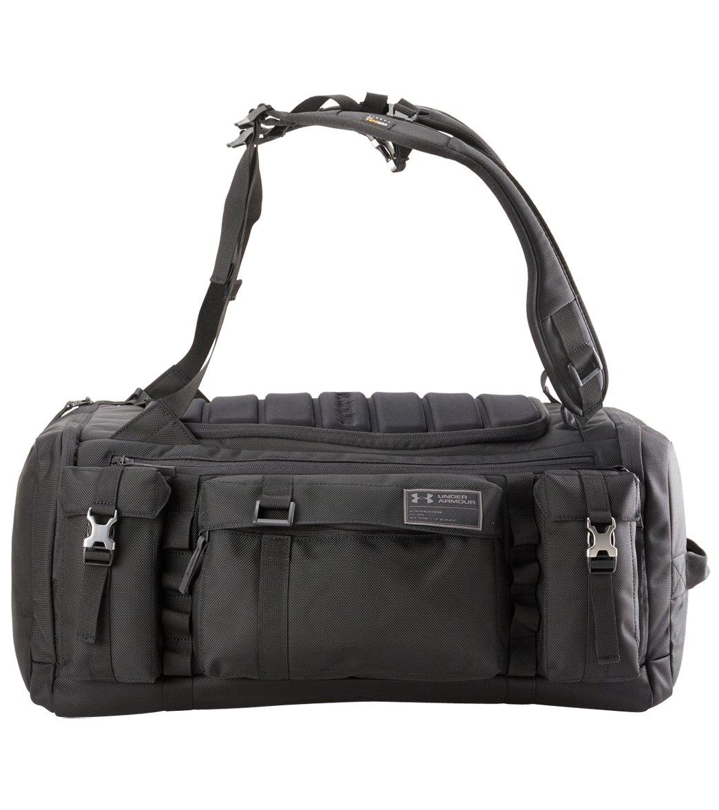 4a5723c921 Under Armour Men s Cordura Range Duffel Bag at SwimOutlet.com - Free  Shipping