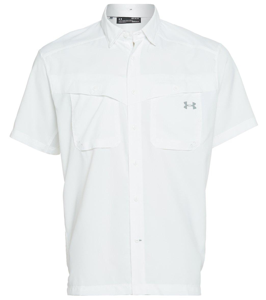 fe603cd0 Under Armour Men's Tide Chaser Short Sleeve Shirt