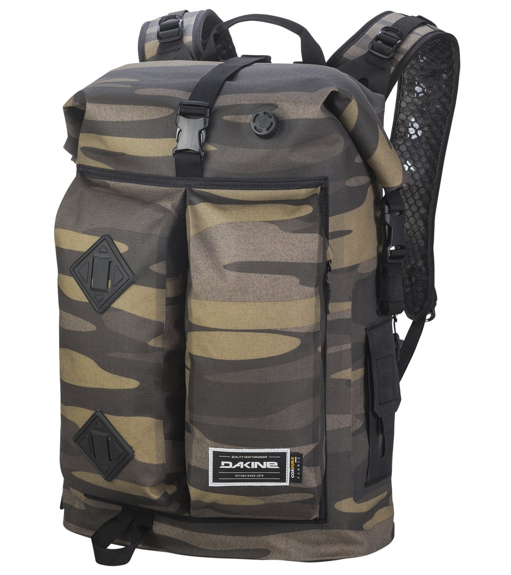 Dakine Cyclone II Dry Pack 36L Backpack at SwimOutlet.com - Free ... c27f9cf4ea