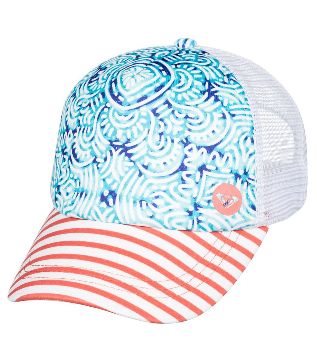 c5a30bed6fc Roxy Girl s Just OK Hat at SwimOutlet.com