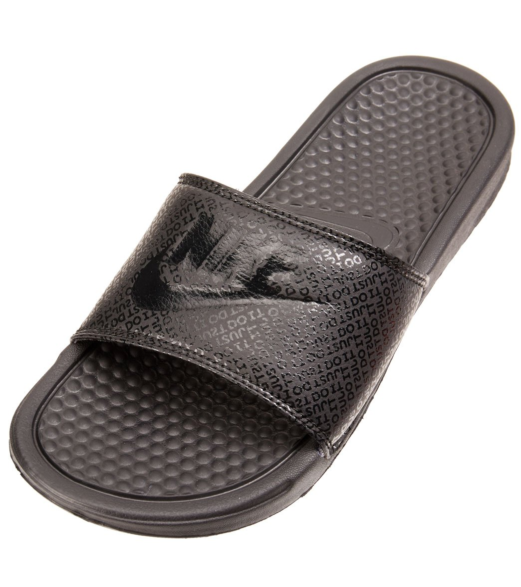 55d956df8bc3 Nike Benassi Just Do It Sandal at SwimOutlet.com