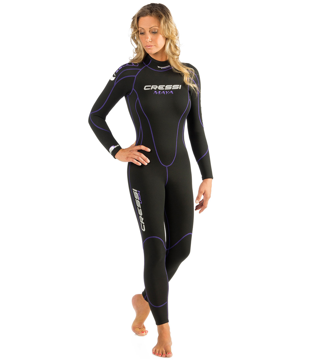 22367075f8 Cressi Women s 2.5mm Maya Wetsuit at SwimOutlet.com - Free Shipping