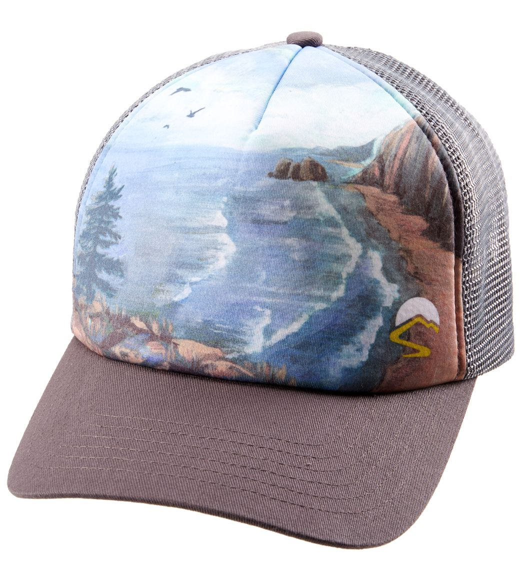 187ad55aaa794 Sunday Afternoons Northwest Trucker Hat (Unisex) at SwimOutlet.com