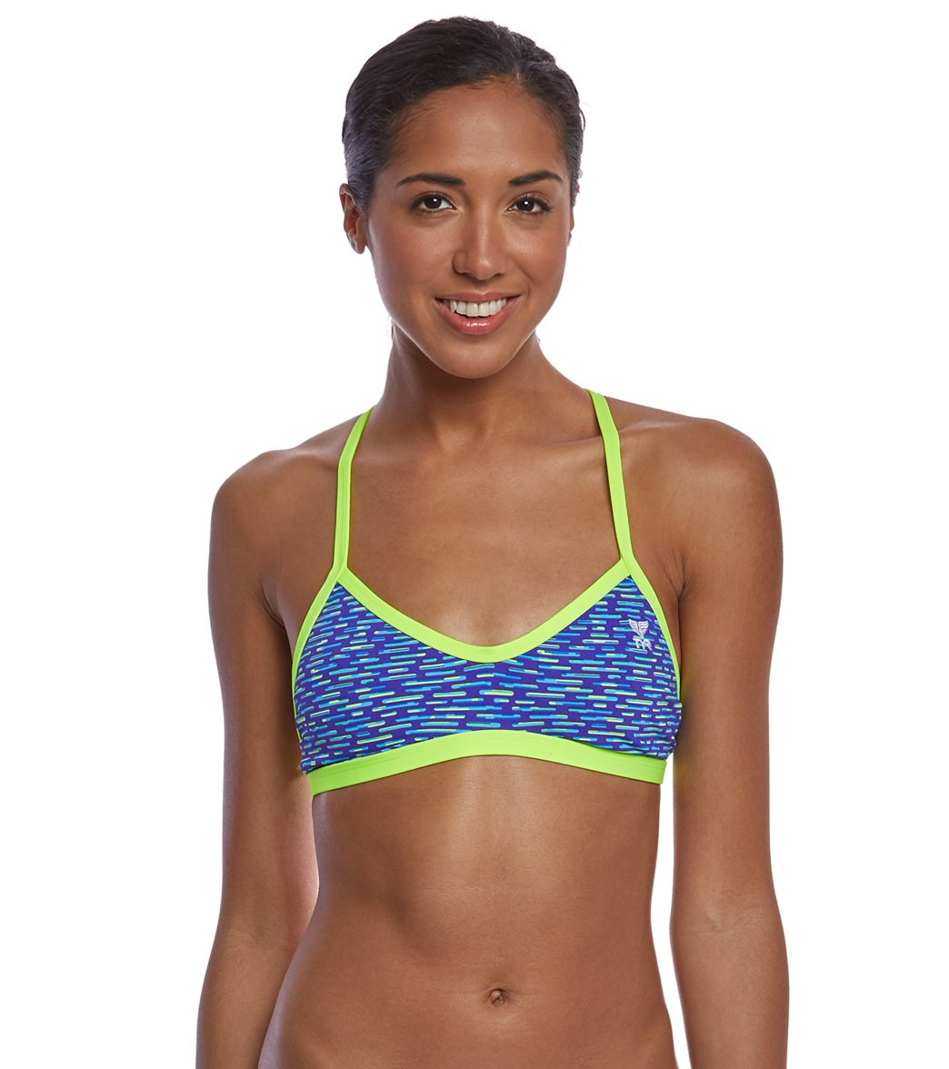 66b047099b2e4 TYR Women s Vitality Crosscut Tieback Bikini Top at SwimOutlet.com