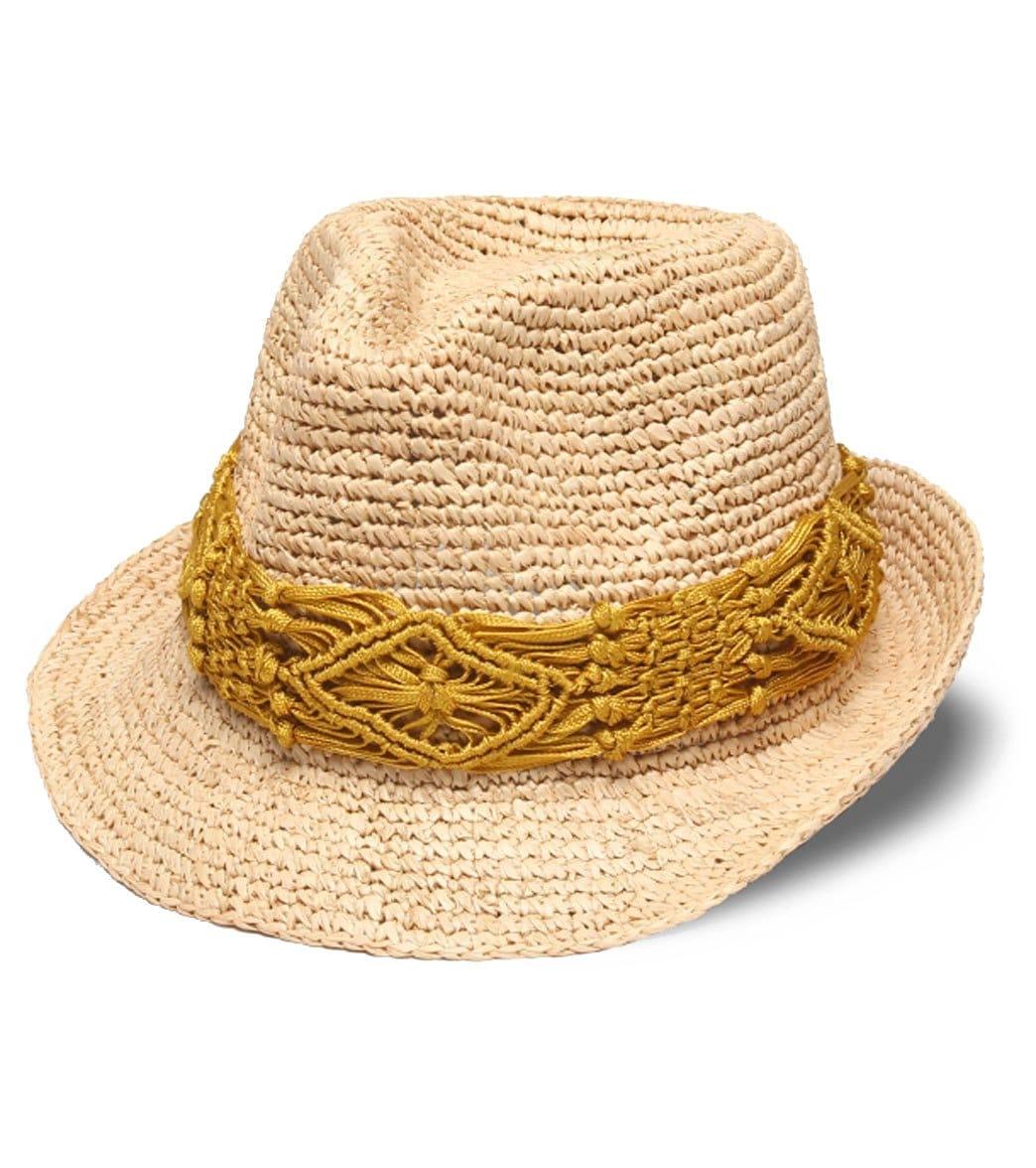a253a09c Physician Endorsed Malia Fedora Hat at SwimOutlet.com