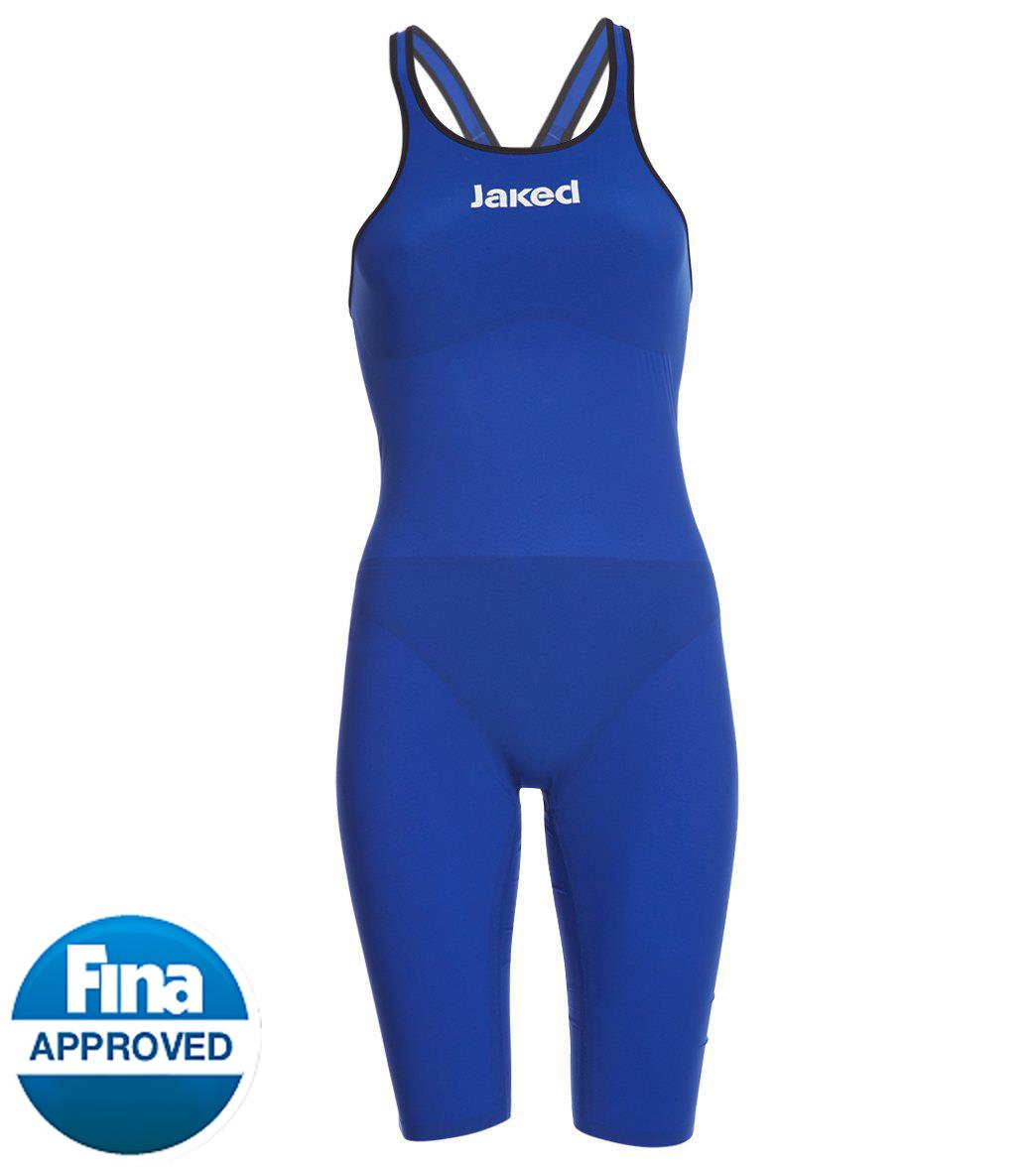 db4f822486 Jaked Women's Jkatana Closed Back Tech Suit Swimsuit at SwimOutlet.com - Free  Shipping