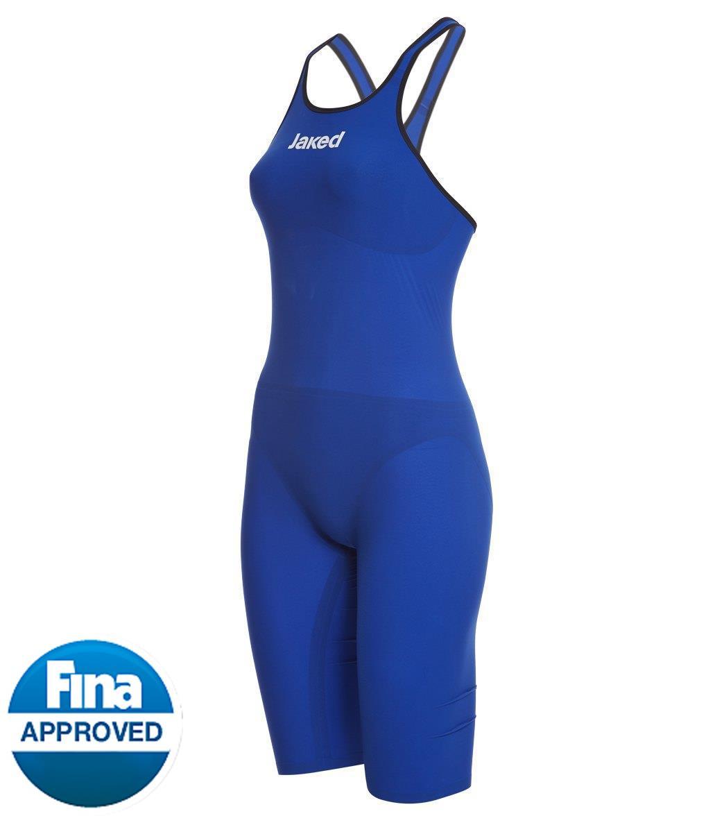 ce484ecd16 Jaked Women's Jkatana Closed Back Tech Suit Swimsuit at SwimOutlet ...