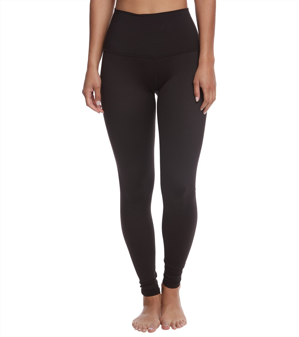 7d5a4ec44b Mika Yoga Wear Kaya High Waisted Yoga Leggings at YogaOutlet.com ...