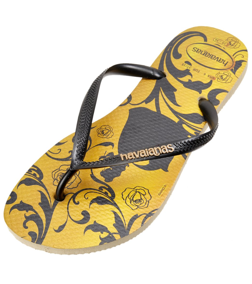 bb14795a7fd6a8 Havaianas Women s Slim Millennial Belle Flip Flop at SwimOutlet.com
