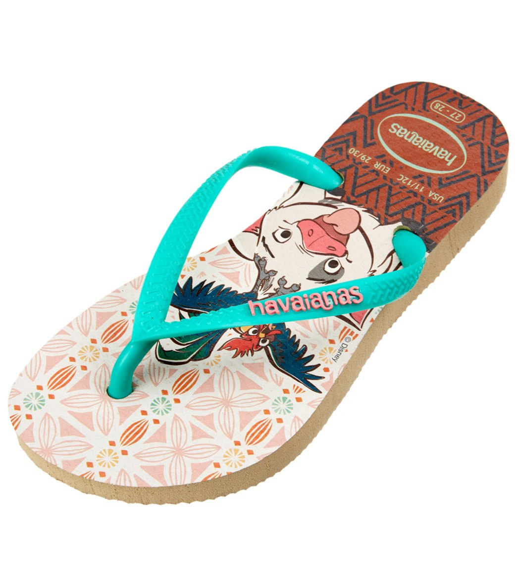 334574465752ce Havaianas Girl s Moana Flip Flop at SwimOutlet.com