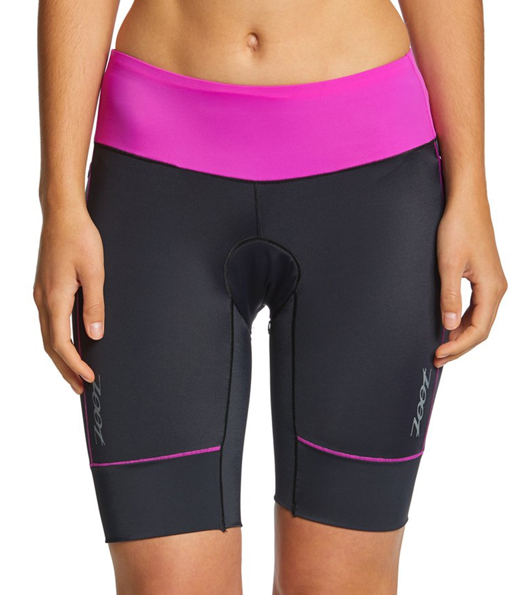 879a906e3 Zoot Women s Core Tri 8 Inch Short at SwimOutlet.com - Free Shipping