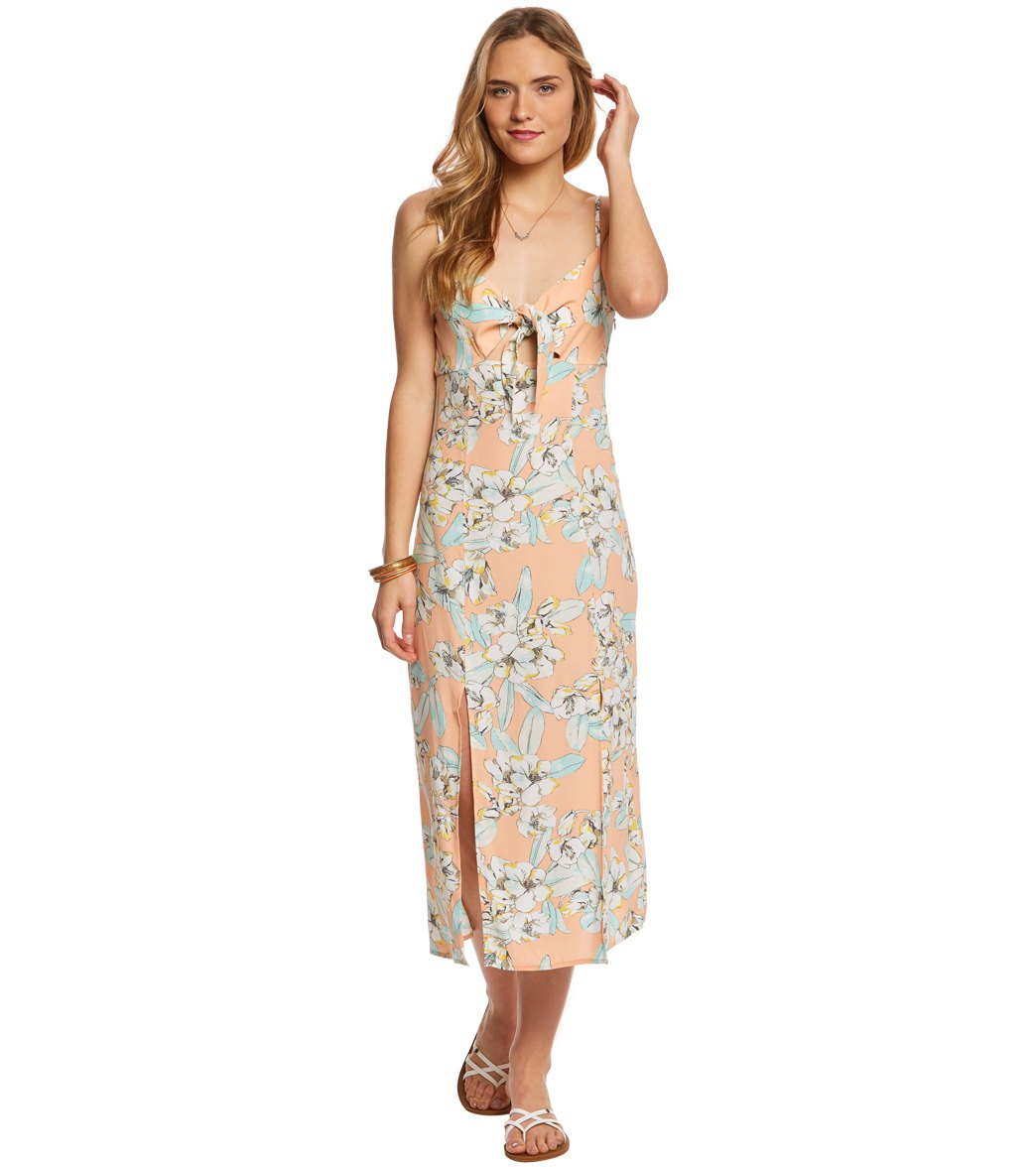 947371d6c0f MINKPINK Palm Springs Midi Dress at SwimOutlet.com - Free Shipping