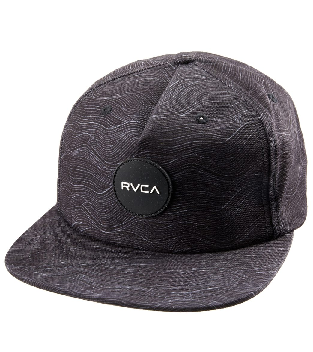 85e4fa5f RVCA Men's Hi Tide Snapback Hat at SwimOutlet.com