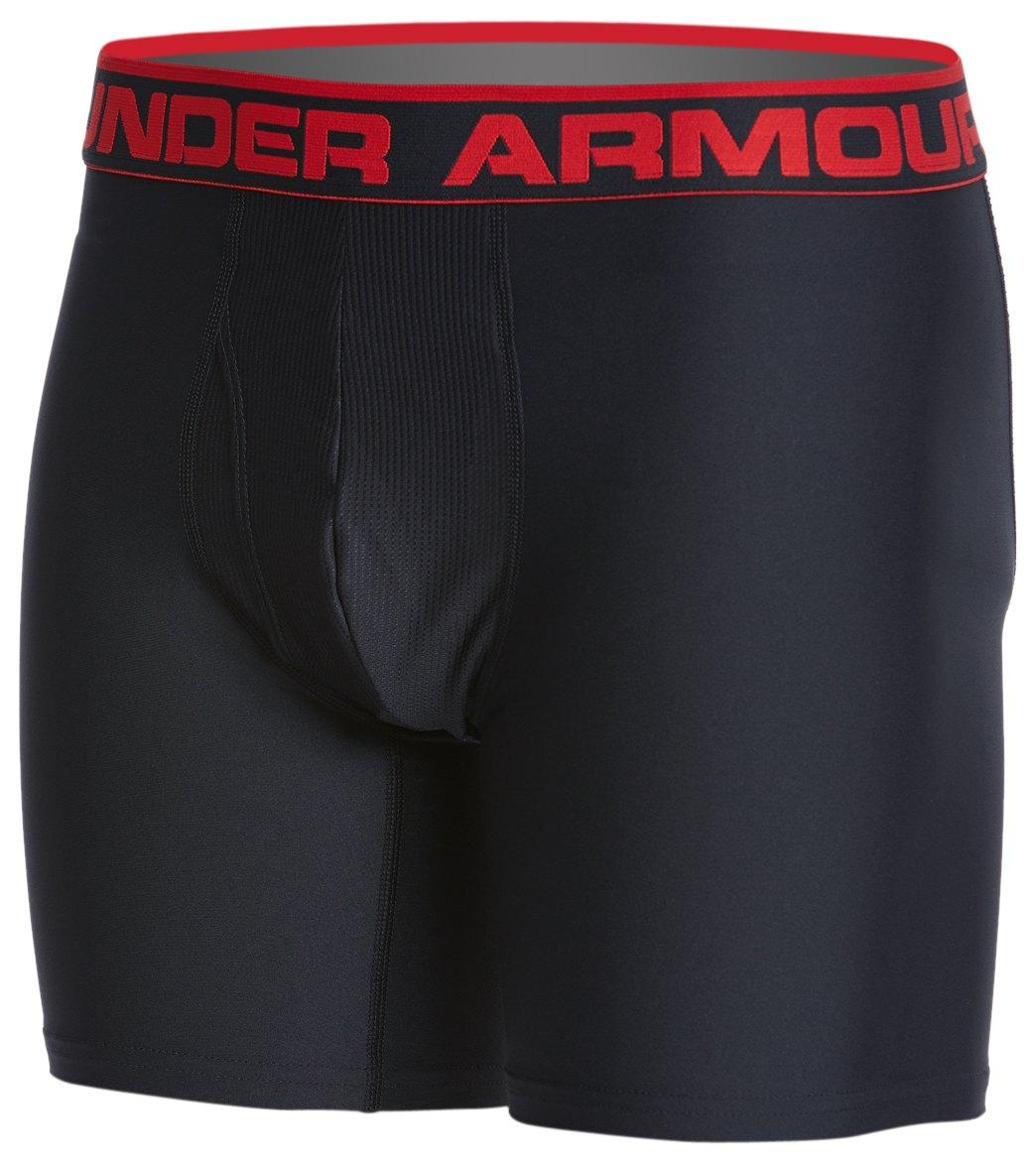11ce7ee2ce Under Armour Men's UA Original Series 6u0022 Boxerjock 2-Pack