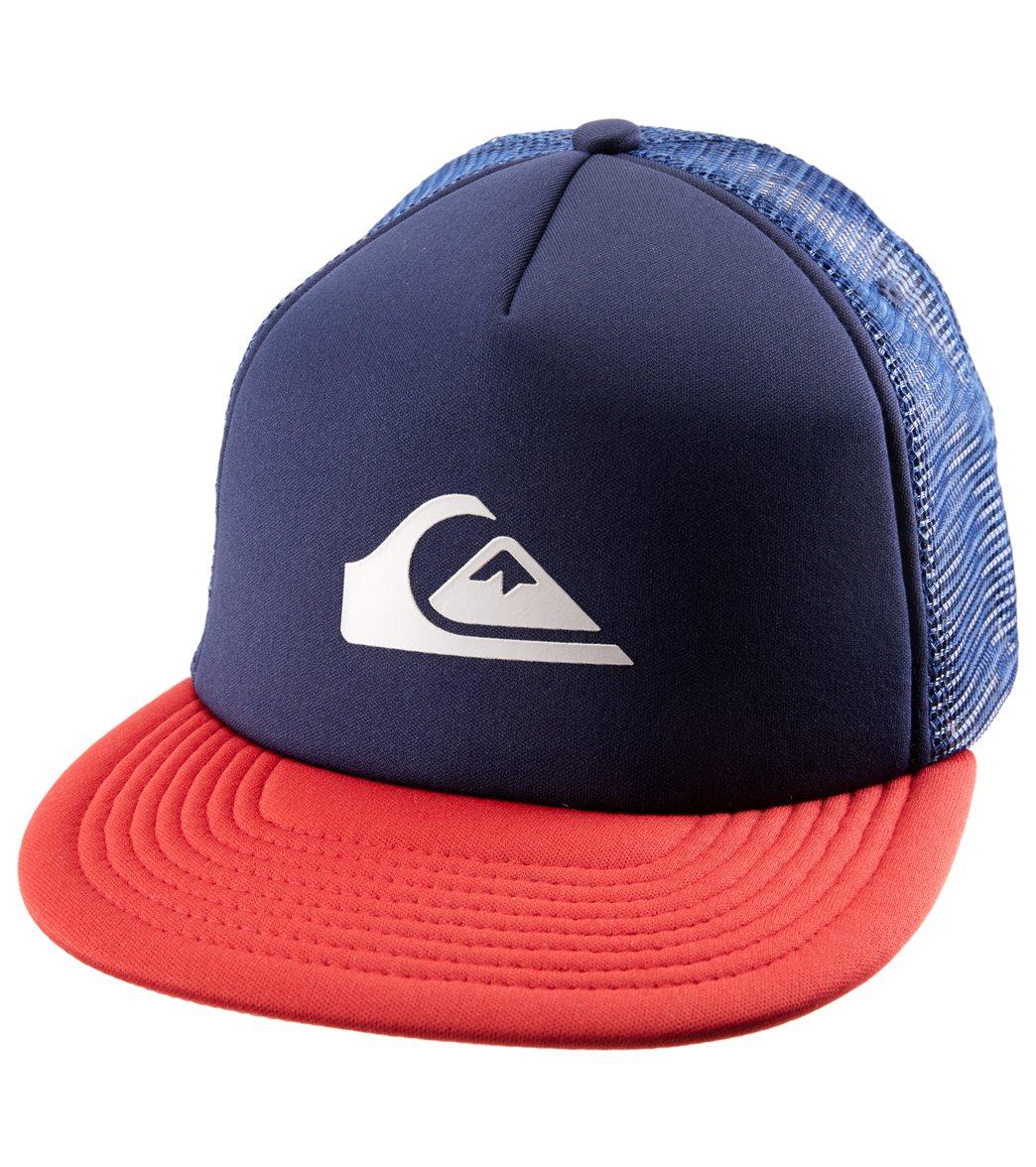 e0330c93b950d Quiksilver Men s Snap Addict Hat at SwimOutlet.com