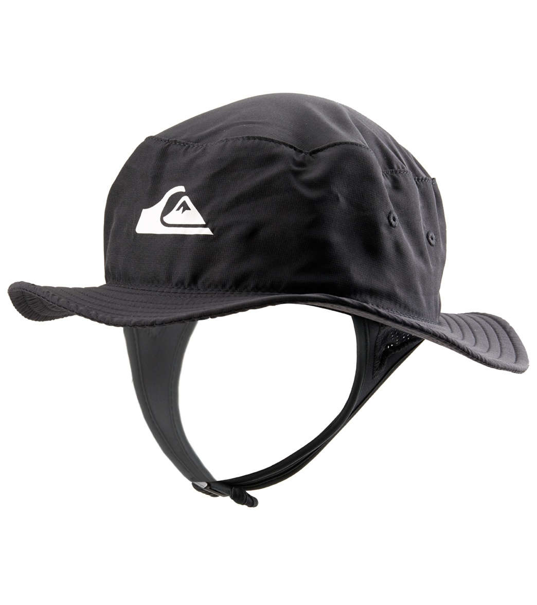 Quiksilver Bushmaster Surf Hat at SwimOutlet.com 5e5996ceaf3