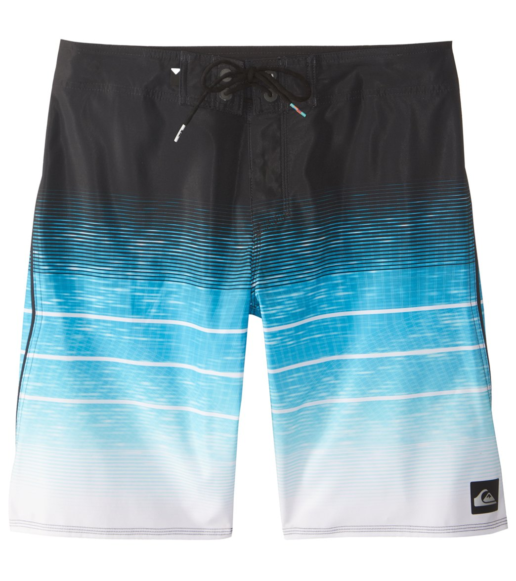 cd7f4fd145 Quiksilver Men's Slab Momentum Vee 21 Boardshort at SwimOutlet ...