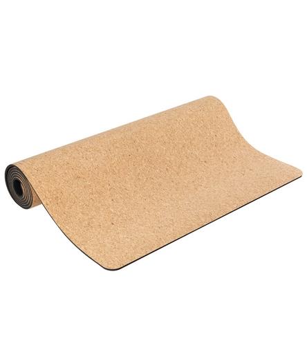 Everyday Yoga Cork Yoga Mat 68 Inch 5mm At Yogaoutlet Com