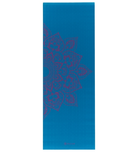 Gaiam Sticky Grip Yoga Mat 68 Quot 5mm At Yogaoutlet Com