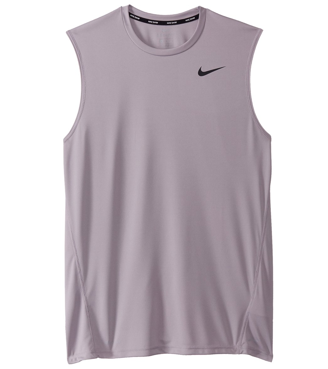 c6d84ca8 Nike Men's Dri-FIT Sleeveless Hydroguard at SwimOutlet.com