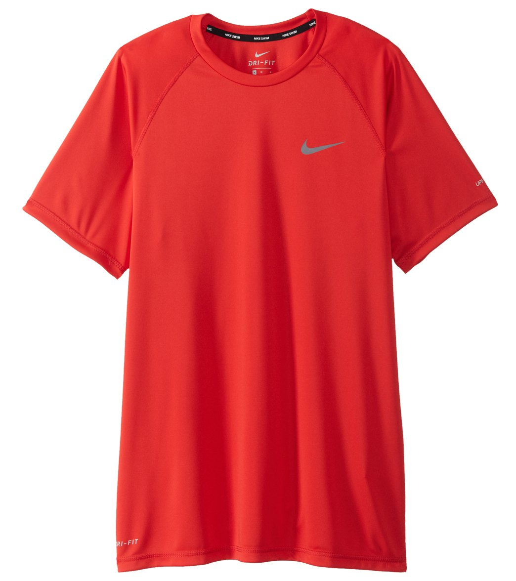 e28a828d Nike Men's Dri-FIT S/S Hydroguard at SwimOutlet.com