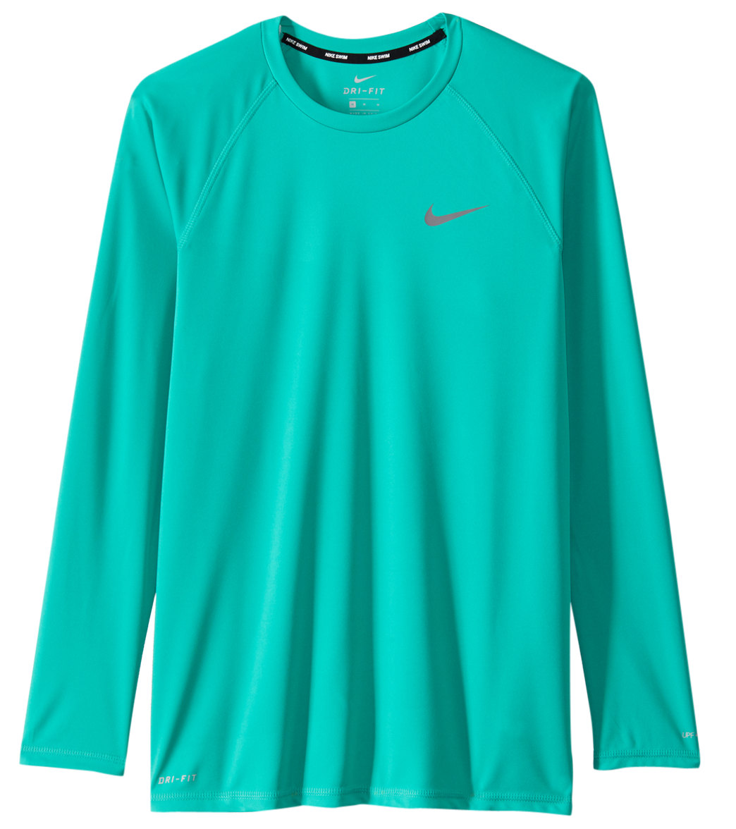 1f3e00d5 Nike Men's Dri-FIT L/S Hydroguard at SwimOutlet.com