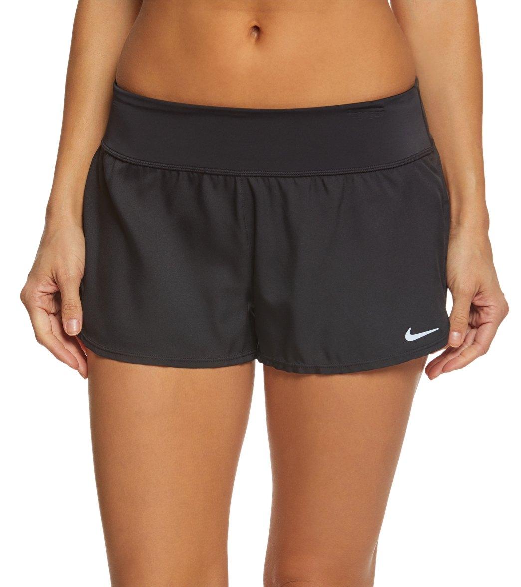 f2c9951e6d0d ... Nike Women s Element Boardshort. Play Video. MODEL MEASUREMENTS