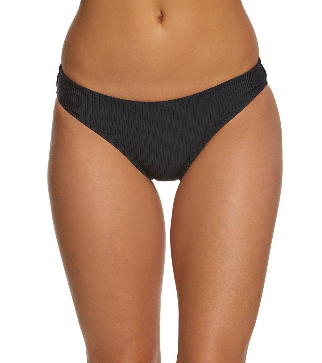 935d2e8f7e93e Nike Women s Ribbed Bikini Bottom at SwimOutlet.com