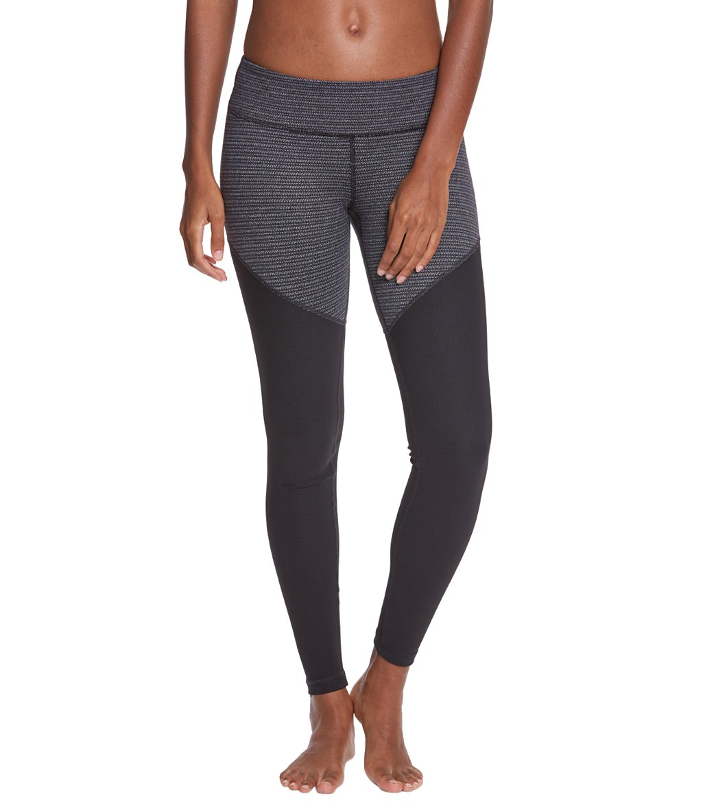 199e871159 Vimmia Tenacity Mid Rise Yoga Leggings at YogaOutlet.com - Free Shipping