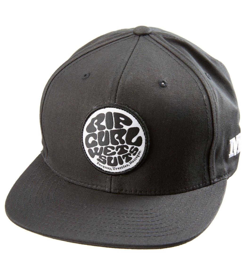Rip Curl Men s MF Snapback Hat at SwimOutlet.com 2790207eca9