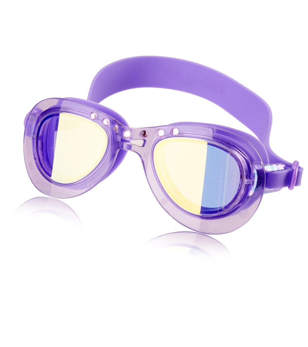2ffaae350751 Bling2O Kids' Bling Bans Swim Goggle at SwimOutlet.com
