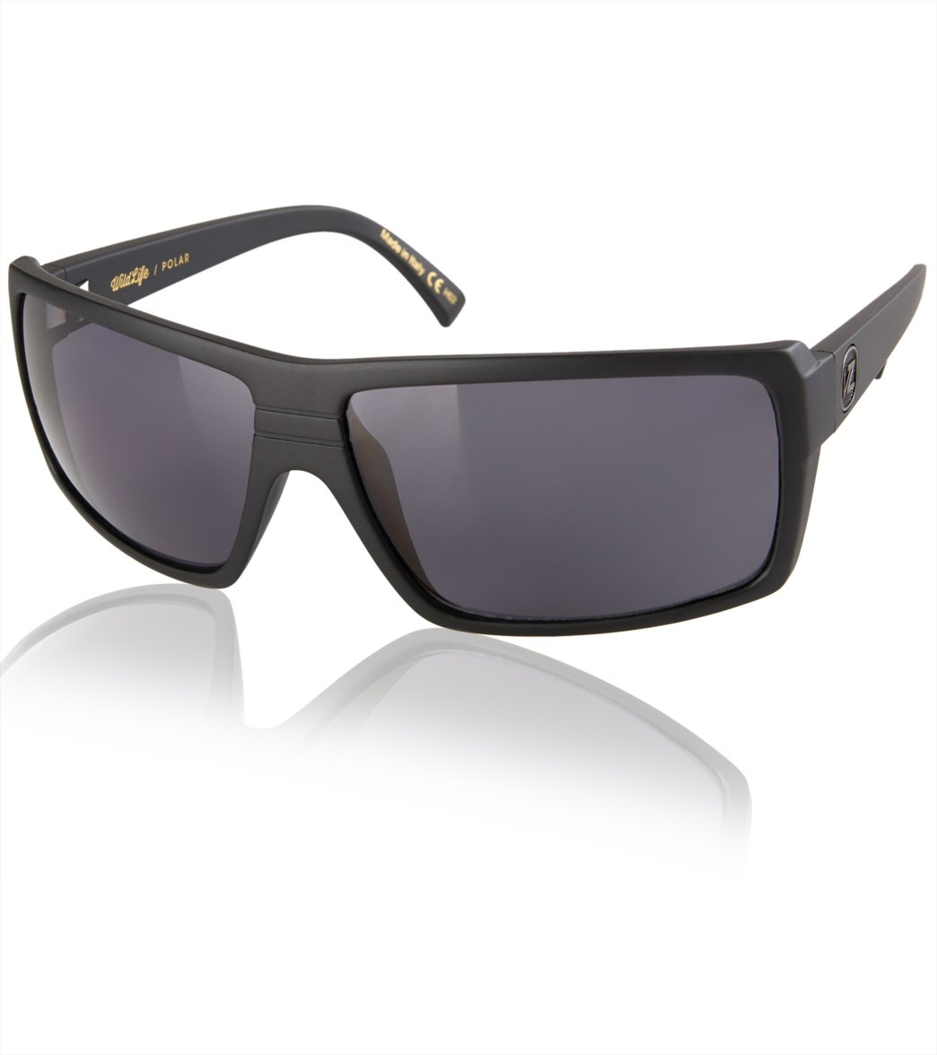 55dadac2ff Von Zipper Snark Polarized Sunglasses at SwimOutlet.com - Free ...