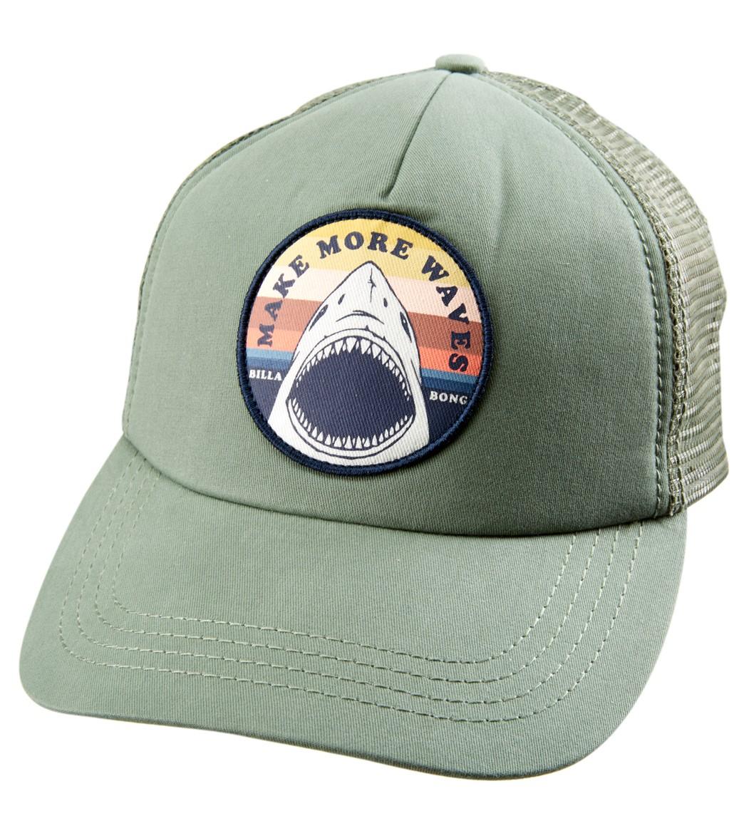 1661ada25f7dd5 Billabong Aloha Forever Trucker Hat at SwimOutlet.com