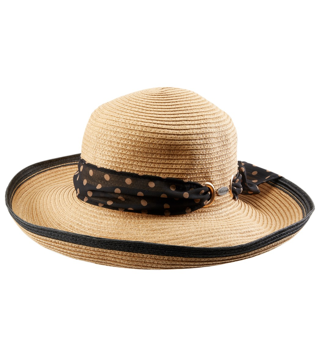 9034a7852db71 Wallaroo Women s Julia Sun Hat at SwimOutlet.com
