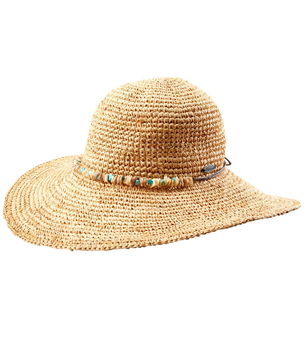6e300807f7a Wallaroo Women s Sabrina Sun Hat at SwimOutlet.com - Free Shipping