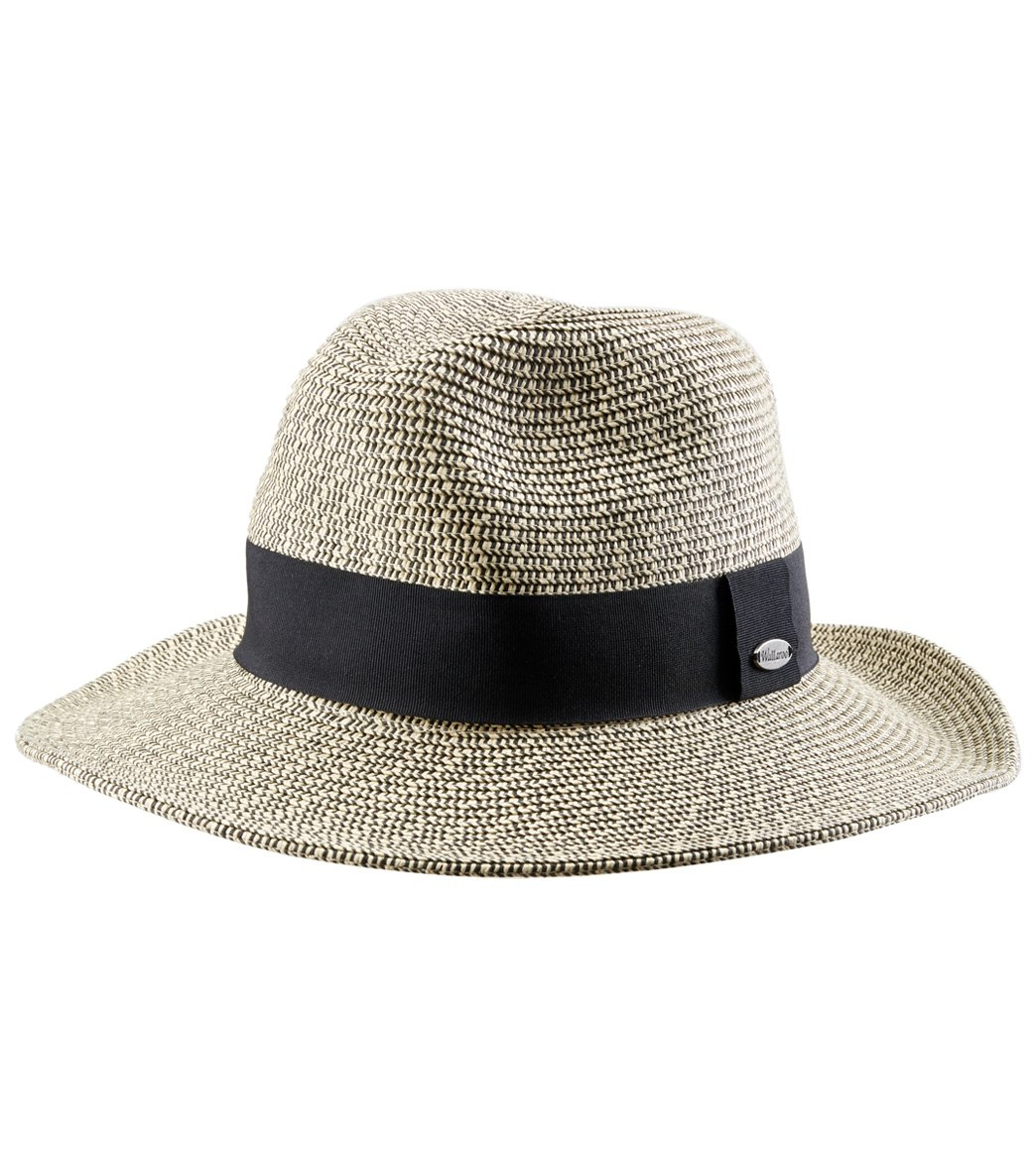 Wallaroo Women s Josie Fedora Hat at SwimOutlet.com ca1d6b433d9