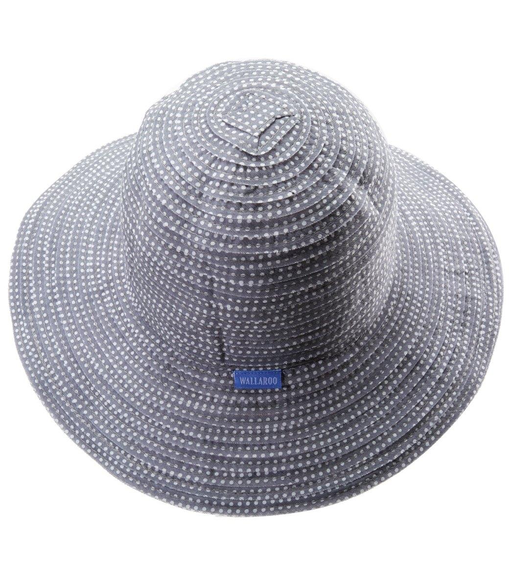 e933a8bcf68 Wallaroo Women s Petite Scrunchie Hat at SwimOutlet.com