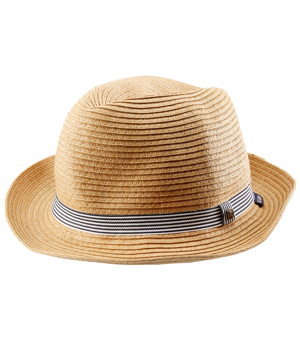 Wallaroo Men s Trilogy Trilby Sun Hat at SwimOutlet.com fbfc5ad72164