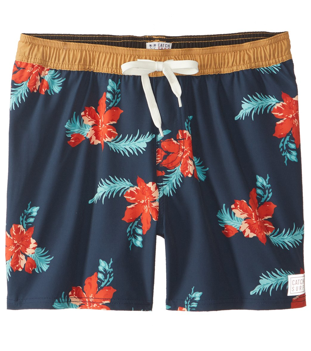 a3a0491161 Catch Surf Men's Perfect 10 Aloha Boardshort at SwimOutlet.com ...