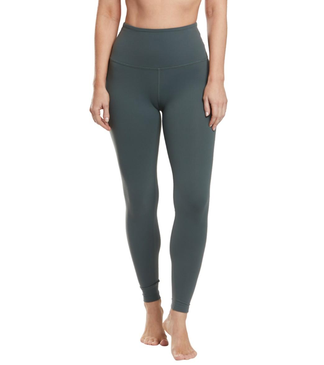 a18e0ca5b75d1 Beyond Yoga High Waisted 7/8 Yoga Leggings at YogaOutlet.com - Free ...