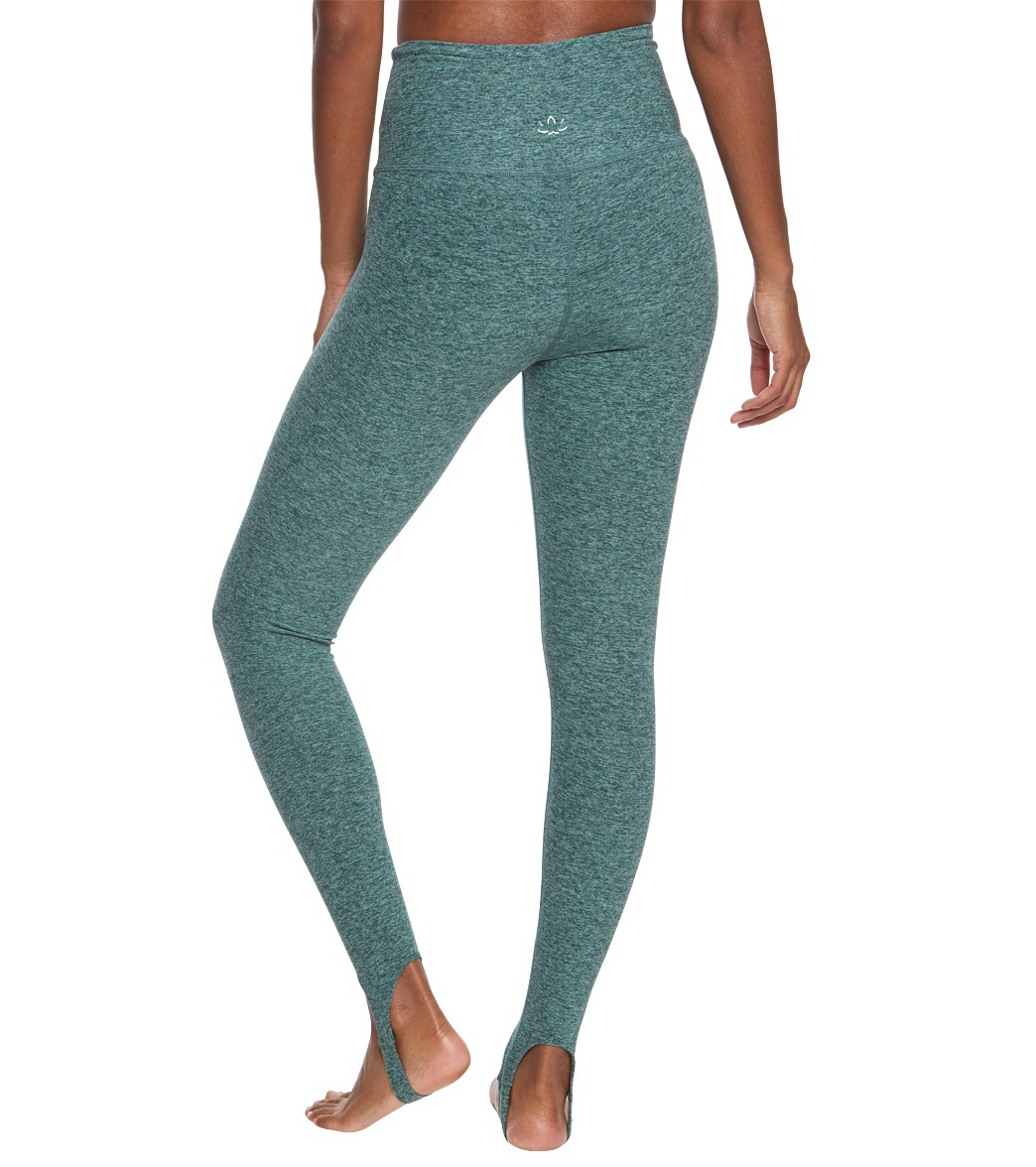 af7abe728aab8 Beyond Yoga Spacedye High Waisted Riding Yoga Leggings at YogaOutlet ...