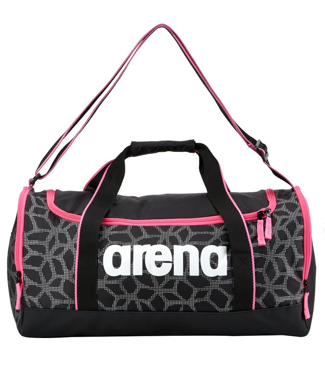 cc201c6075 Arena Spiky 2 X-Pivot Printed Medium Duffle Bag at SwimOutlet.com
