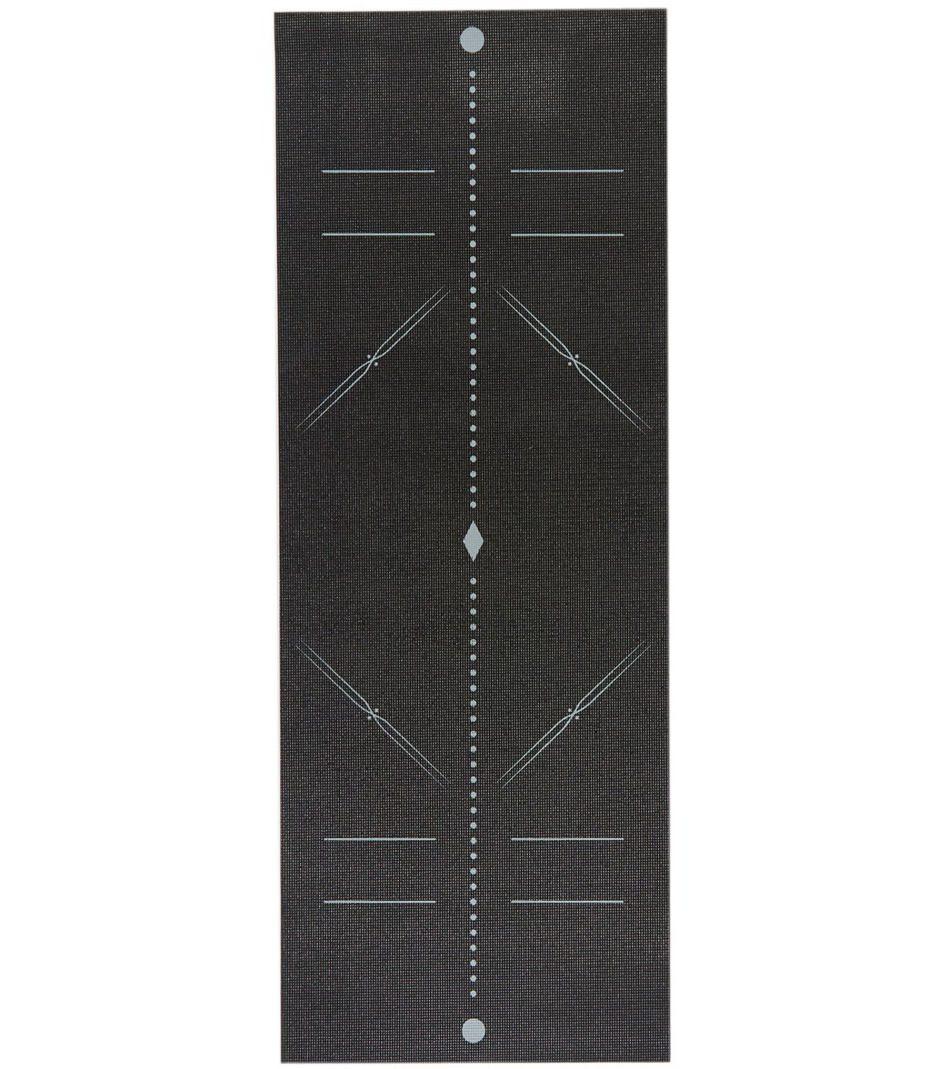 Everyday Yoga Alignment Yoga Mat 72 Inch 5mm At SwimOutlet.com