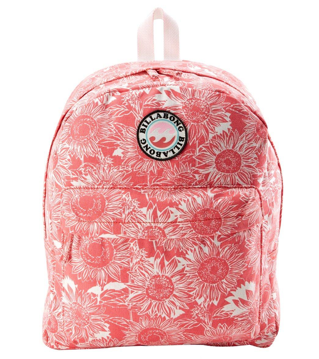 girl dating backpack