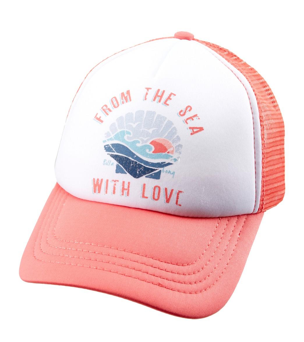 d127d15b568 Billabong Girls' Ohana Trucker Hat